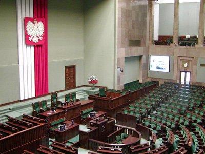 Парламент Польши обсуждает законопроект о переносе Дня Победы