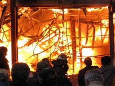 ВС не пожалел обиженных охранников, сжегших агентство недвижимости вместе с 3 риелторами