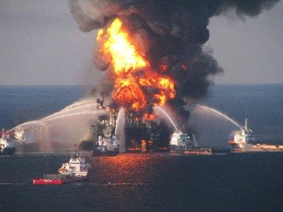 ВР хочет отсудить у Halliburton $21 млрд за утечку нефти в Мексиканском заливе
