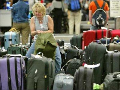 Правительство сделает провоз багажа в самолетах платным
