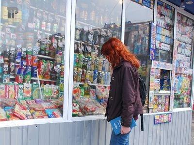 Продажа табачной продукции рядом с обазовательными учреждениями - дело не редкое, хоть и противозаконное
