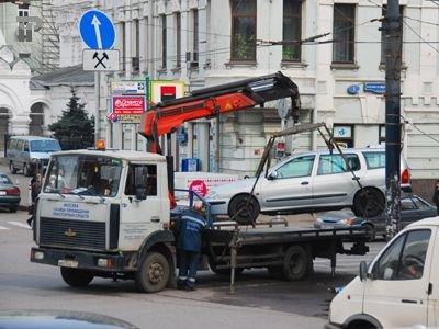 Мосгордума разрешила забирать автомобили со штрафстоянок всем, у кого есть на них документы