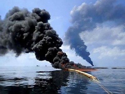 BP представила отчет о причинах взрыва в Мексиканском заливе