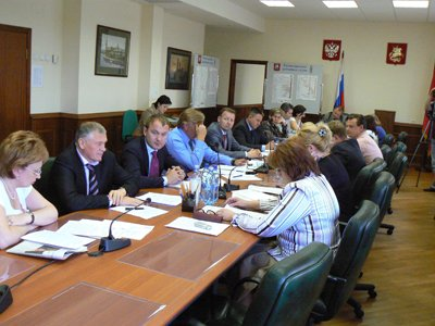 Заседание столичной ККС