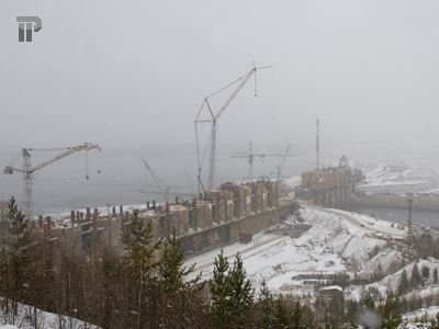 Богучанская ГЭС строится без надлежащего контроля?