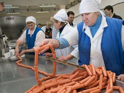 Хищение на мясокомбинате