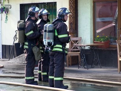 Пожарные смогут приостанавливать работу бизнеса на три месяца