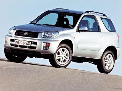 Покупатели угнанной Toyota RAV4 получили реальные сроки