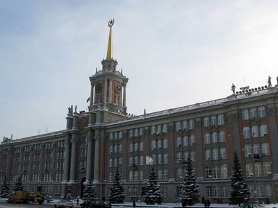 Полиция проводит обыски у руководителей Екатеринбурга
