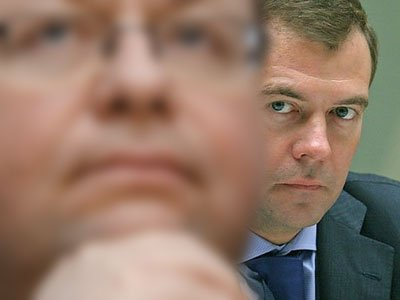 """Медведев: """"С 2011 по 2012 год предстоит подготовить и назначить около 1500 судей"""""""