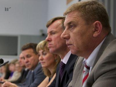 Александр Горовой назначен первым заместителем министра МВД