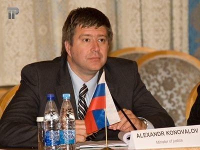 Министр Коновалов желает изменить систему квотирования в нотариате