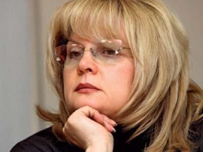 Памфилова попросила у сенаторов новый УИК и контроль над помещениями для подследственных в судах