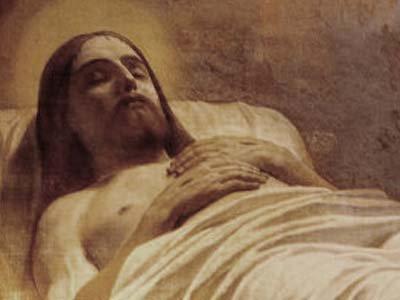 """Дело конфискованного """"Христоса во гробе"""" Брюллова добралось до КС"""