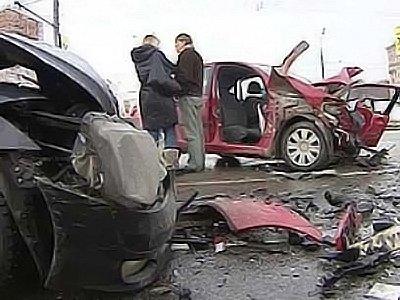 """Свидетель ДТП с машиной """"Лукойла"""" в суде вспомнил, что видел ее на встречной"""