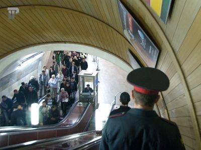Замглавы УСБ полиции столичного метрополитена уличен в получении взятки