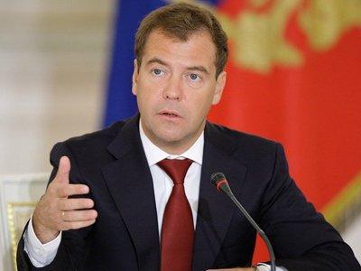 Дмитрий Медведев стал почетным доктором юридических наук