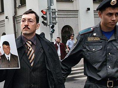 Суд приговорил националиста Поткина к 7,5 годам заключения