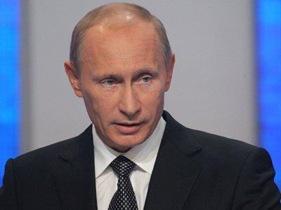 Путин: дело ЮКОСа - это особый случай