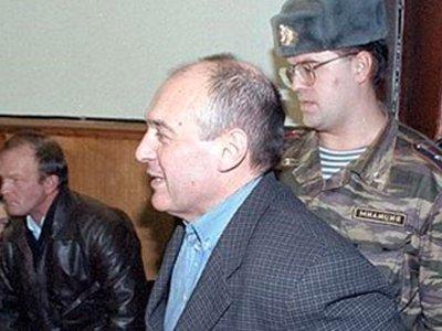 СКР проверяет смерть бывшего советника Анатолия Собчака Юрия Шутова, отбывавшего пожизненный срок