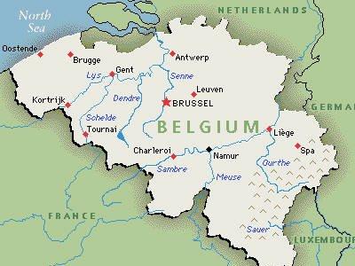 Полиция Бельгии арестовала 16 человек в ходе крупнейшей антитеррористической операции