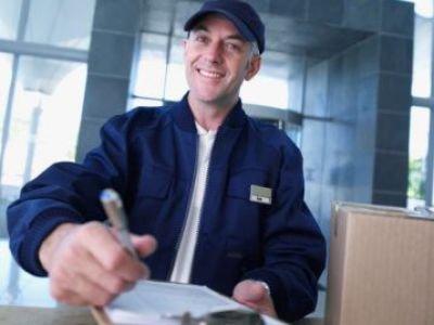 В столице начали регистрировать компании через курьерские службы
