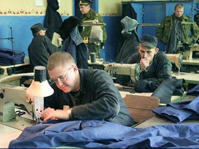 ФСИН избавится от посредников, усложнявших процесс шитья заключенными полицейской формы
