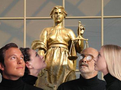 Удивительное рядом:историииз зала суда