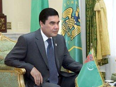 Президент Туркмении хотел яхту как у Абрамовича, но пришлось довольствоваться той, которую ему подарила