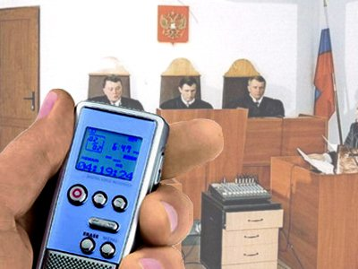 МВД проверит записи разговоров полицейских и судьи, записанных на диктофон активиста