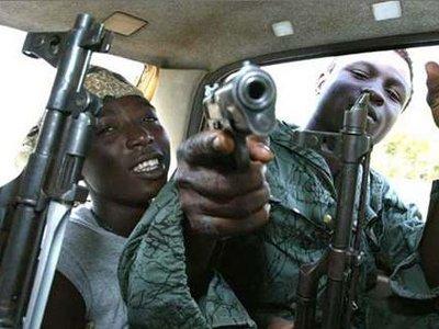 Из тюрьмы в Конго сбежали сразу все заключенные