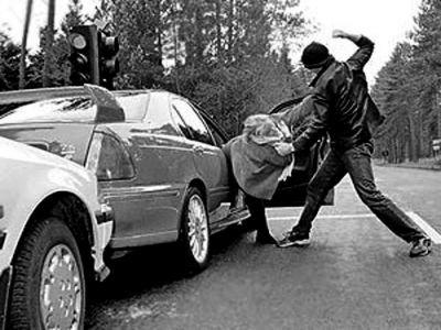 Адвокат задержан за нападение на Toyota Corolla, в которой перевозилось 2,8 млн руб.