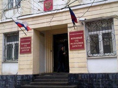 В Махачкале расстреляны судья ВС Дагестана и его сын