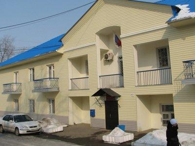Шкотовский районный суд Приморского края
