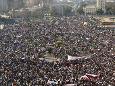 """Духовный лидер движения """"Братья-мусульмане"""" арестован в Каире"""