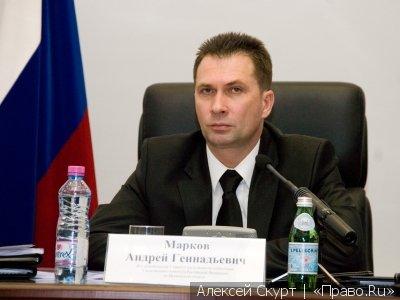 Генпрокуратура требует отстранить главного следователя Подмосковья Маркова