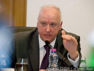 Бастрыкин возбудил дело на мирового судью, собиравшего 300000 руб. для своих коллег