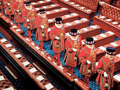 В британском парламенте отказались ограничить полномочия Палаты лордов