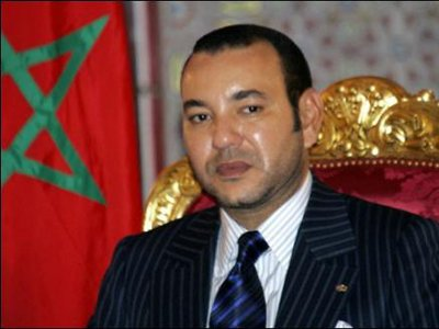 Испанские гвардейцы попытались задержать короля Марокко, приняв его за контрабандиста