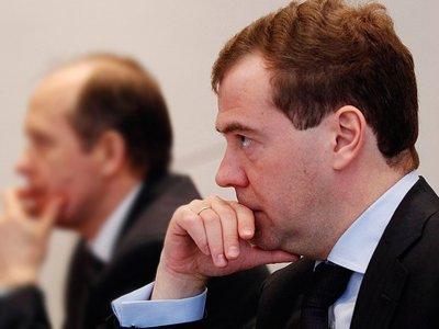 Медведев предлагает расширить применение института конфискации
