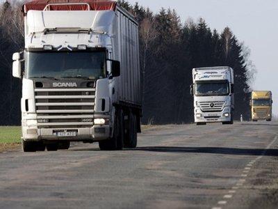 Минтранс хочет взимать плату за пересечение российской границы