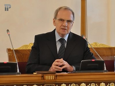 Зорькин связал рост коррупции с либерализацией уголовного законодательства - 92% взяточников остаются на свободе
