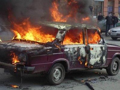 Осужден полицейский, в машине которого заживо сгорел задержанный
