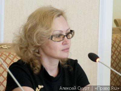 Пока следователи считают, что судья Сабирова (на фото) не имела к получению денег ее помощником никакого отношения