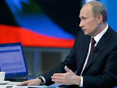 Путин: правительство продлит действие льготных страховых взносов для IT-компаний