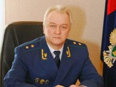 У прокурора Подмосковья похитили наградной пистолет Макарова и документы