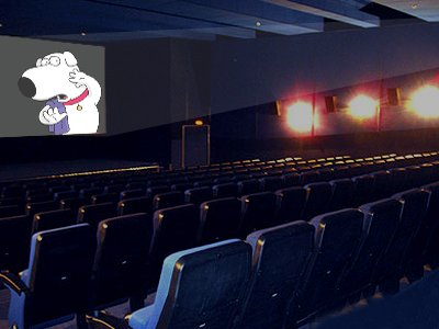 Зрителя не могут не пустить в кино, если у него есть при себе свои закуски и напитки