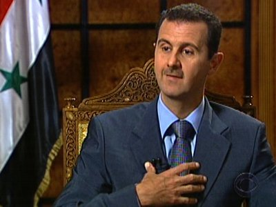 Госдеп США призвал Барака Обаму избавиться от Асада