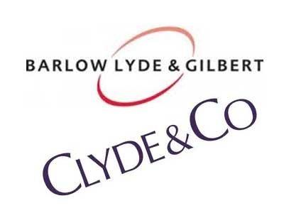 Clyde & Co и Barlow Lyde & Gilbert договариваются о слиянии