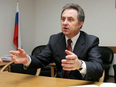 Министр спорта Виталий Мутко объявил благодарность томскому чиновнику